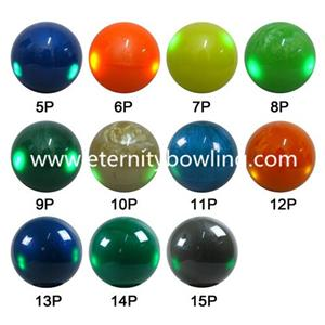 LED Bowling Ball