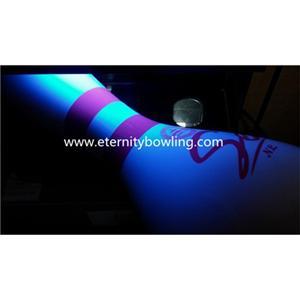 Non Glow Bowling Pins