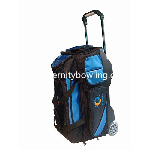 Three Balls Bowling Bag