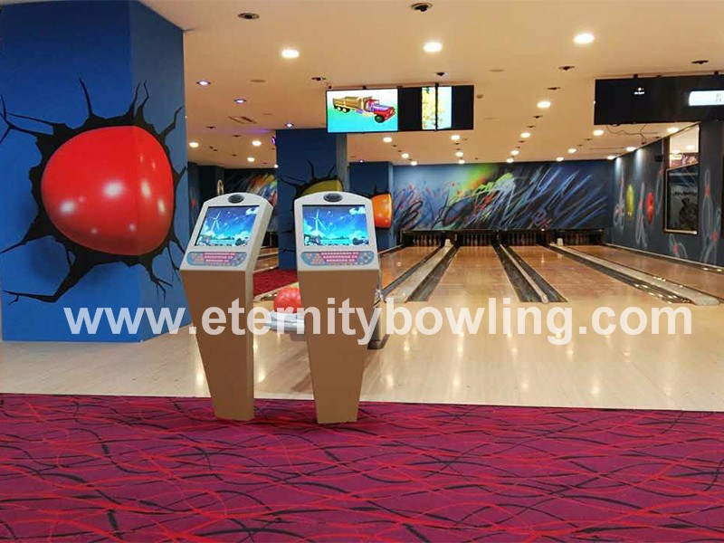 Bowling Center with GSX Bowling Machines