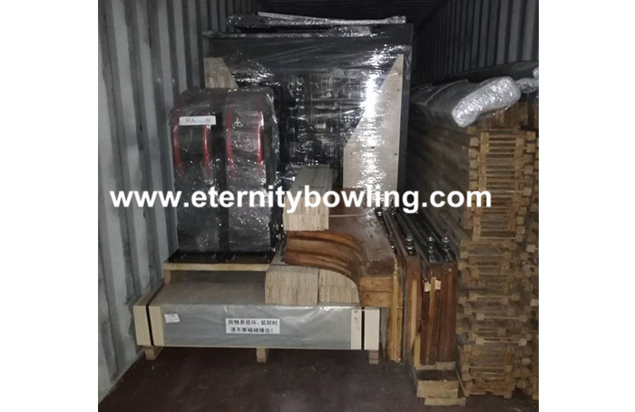 201810 Eternity Bowling Equipments ship to Asia