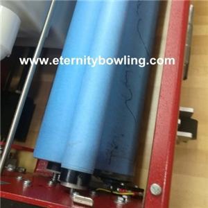 Bowling lane Duster Cloth