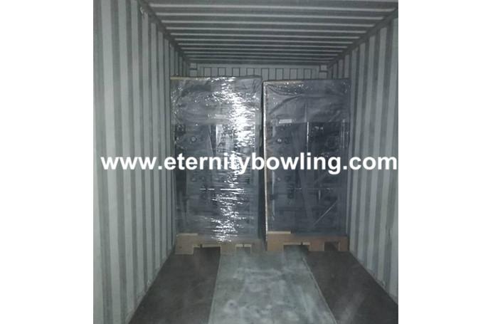 bowling machine