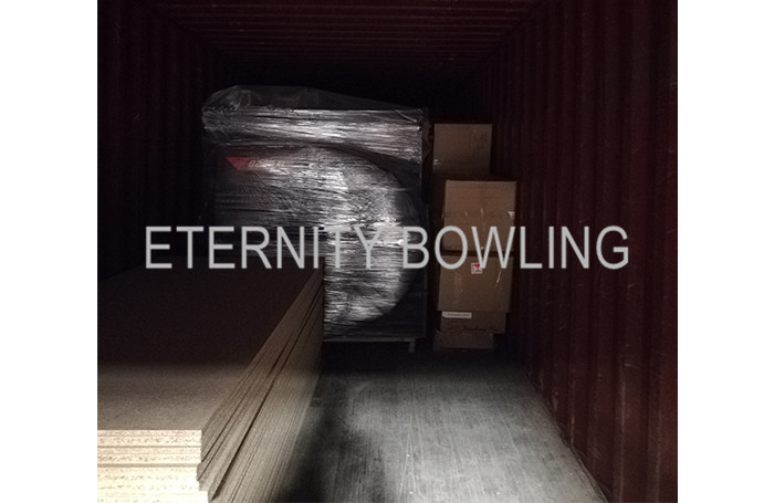 bowling pinsetter factory