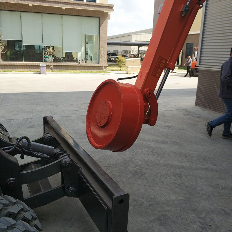 Magnet Plate For Excavator