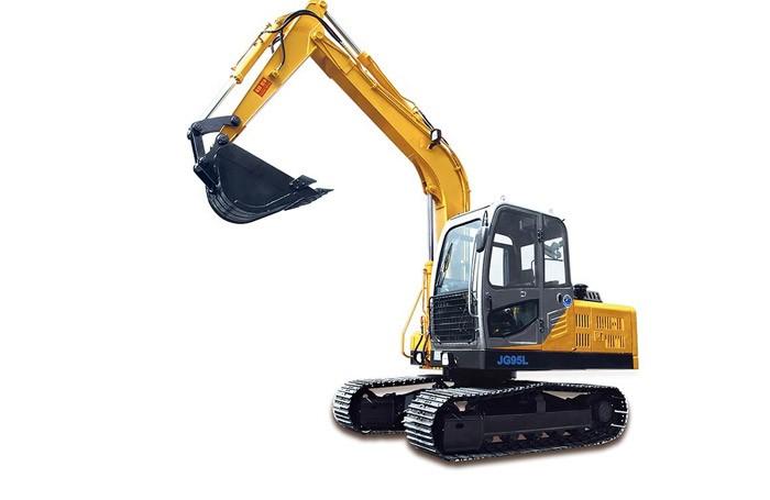 8ton China Crawler Excavator