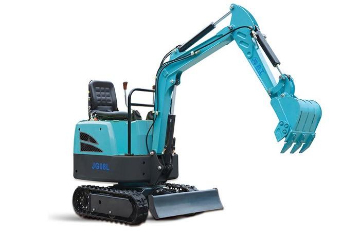 China Mini Excavator Manufacturer