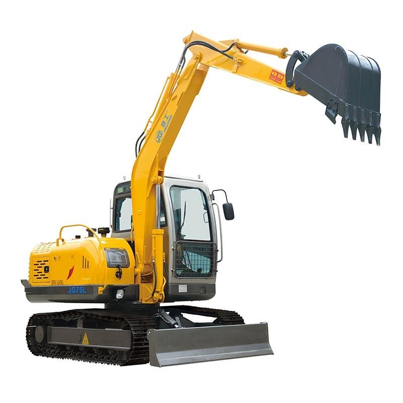 China Crawler Mini Excavator for Digging Machine