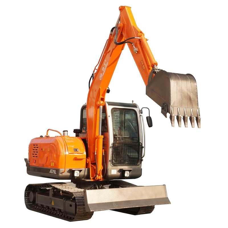China Crawler Excavator Manufacturer