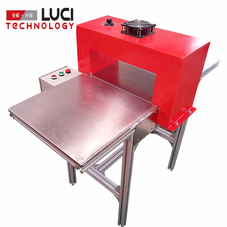 Demagnetizing machine