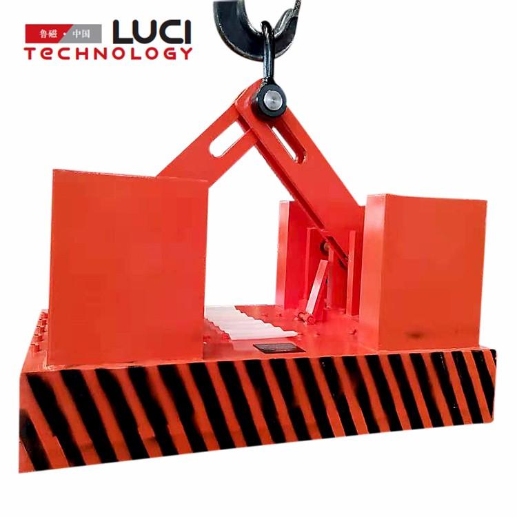 Self priming permanent lifting crane