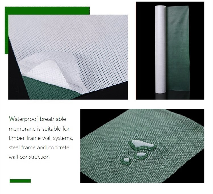 house wrap material