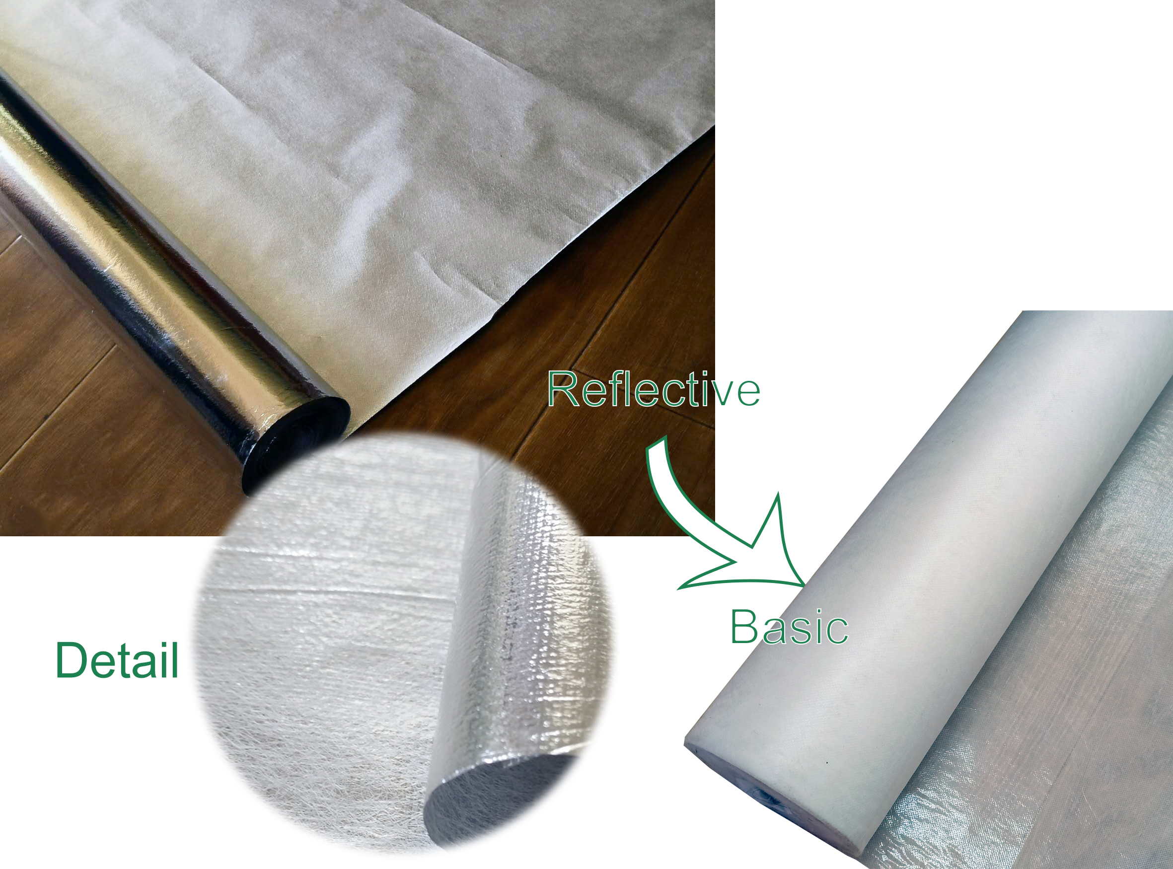 new arrival Reflective Insulation Membrane
