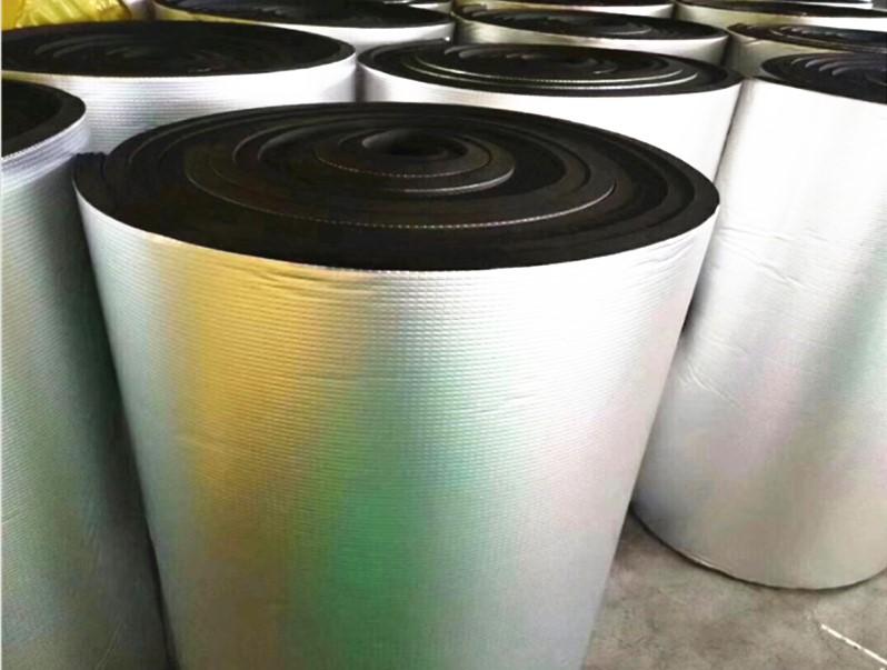 Aluminum Foil Composite Rubber Foam