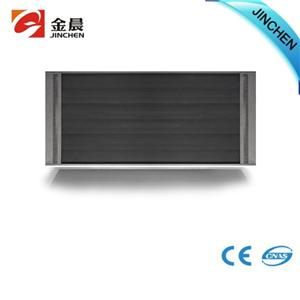 White Color Black Color Stainless Steel Wide Plate Infrared Heating Panel With After Sale Service