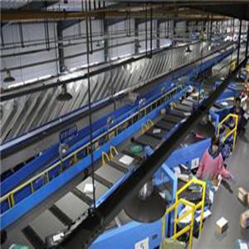 Warehouse Logistics Sorter Conveyor