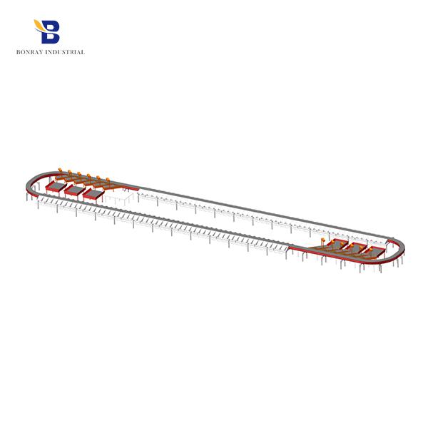 Cross Belt Sorter Conveyor