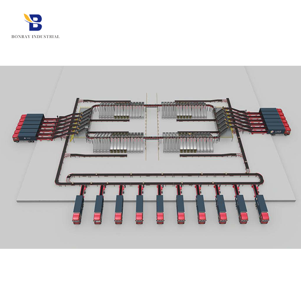Sorting Conveyor System