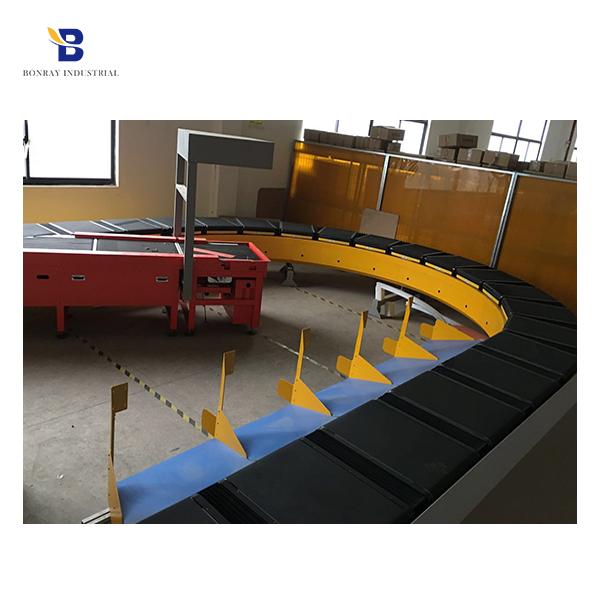 automatic sorting conveyor