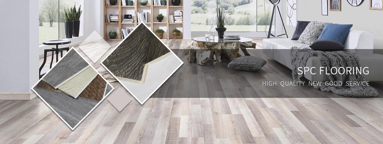 UTOP1803 5.5mm SPC Flooring