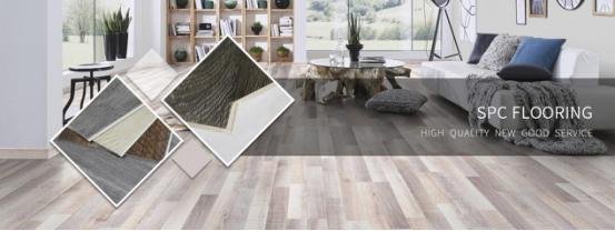 UTOP1810 3.2mm SPC Flooring,vinyl floor tiles,vinyl sheet grey