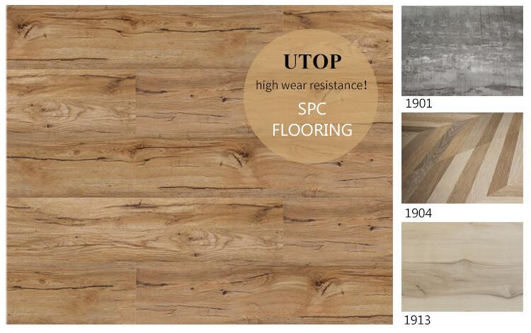 6.0mm spc flooring