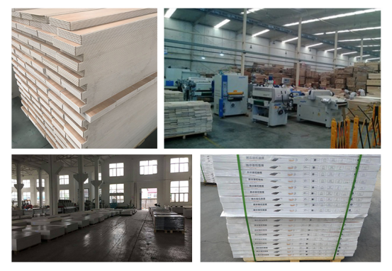 SPC Plastic Flooring