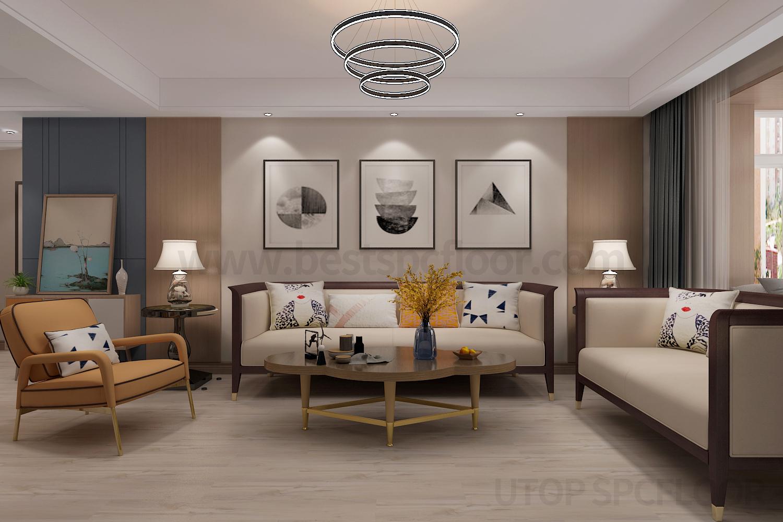 4.0mm spc flooring,spc flooring 4mm thickness,solid vinyl plank floor