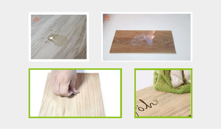 spc flooring 3.2mm thickness