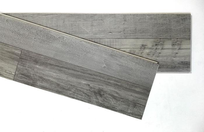 3.2mm Grey Vinyl Plank SPC Flooring