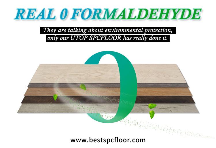 UTOP1816 3.2mm SPC Flooring