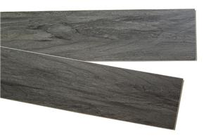 Dark Grey Vinyl Plank SPC Rigid Core Flooring