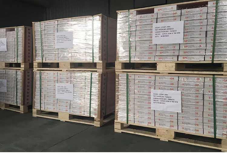 UTOP1806 5.0mm SPC Flooring