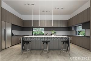 The features of spc flooring use in kitchen