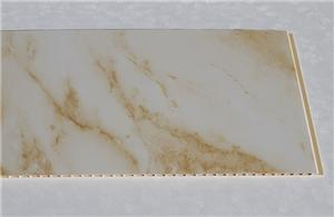 Marble texture removable interior wall panel