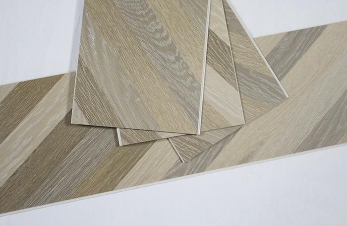 Rigid Click Vinyl SPC Flooring