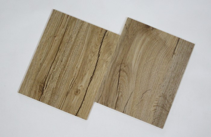 Non-slip Library 5.5mm SPC Rigid Flooring