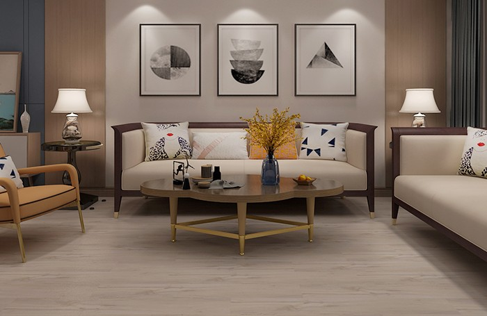 Luxury Commercial 5.5mm SPC Vinyl Flooring Manufacturers, Luxury Commercial 5.5mm SPC Vinyl Flooring Factory, Supply Luxury Commercial 5.5mm SPC Vinyl Flooring