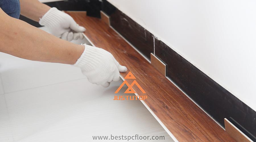 spc click flooring