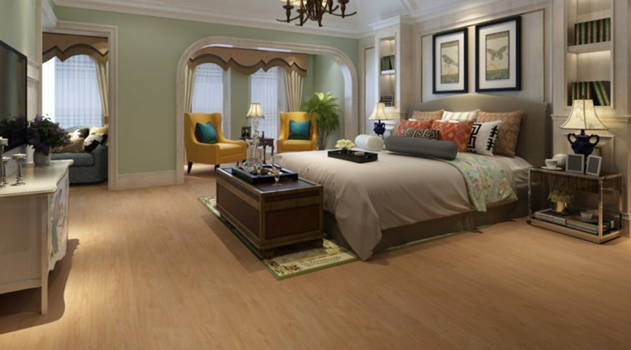 What kind of temperament is the floor that determines the style of the home?