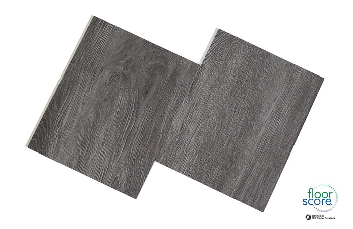 Grey 5.0mm Fire-resistance SPC Flooring Manufacturers, Grey 5.0mm Fire-resistance SPC Flooring Factory, Supply Grey 5.0mm Fire-resistance SPC Flooring