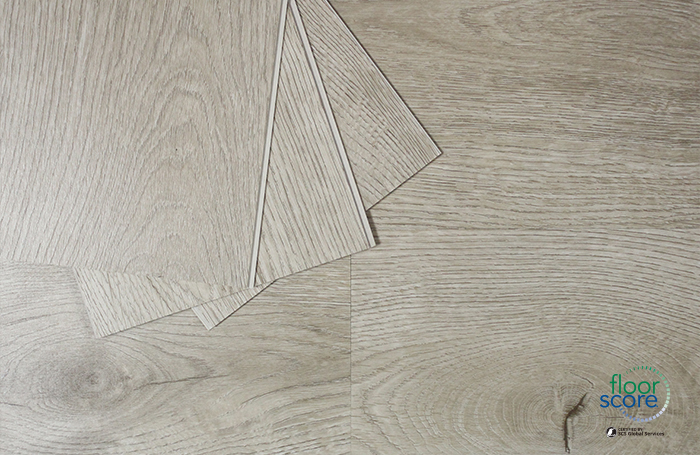 100% virgin material spc flooring