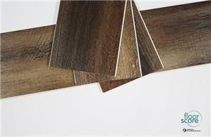 Eco-friendly Plastic Vinyl Click 5.0mm SPC Flooring