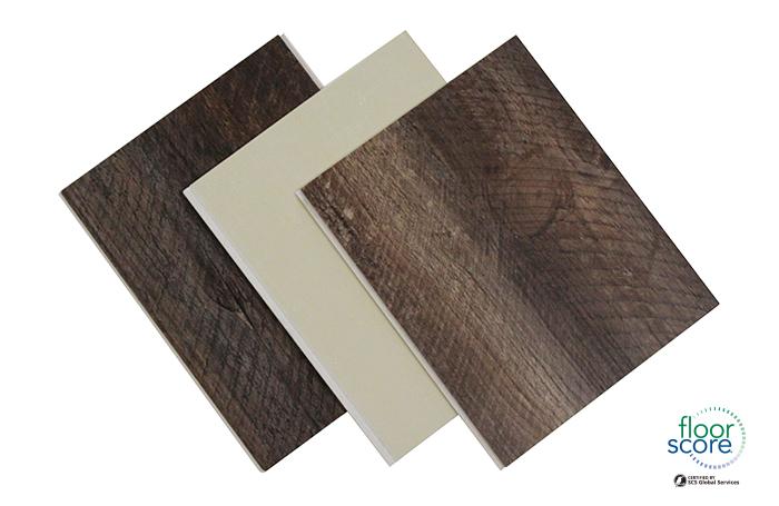 solid white vinyl flooring