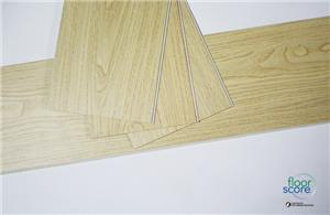 Kindergarten Eco-friendly 5.0mm SPC Flooring