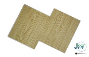 Environmentally hospital SPC Click Lock Flooring