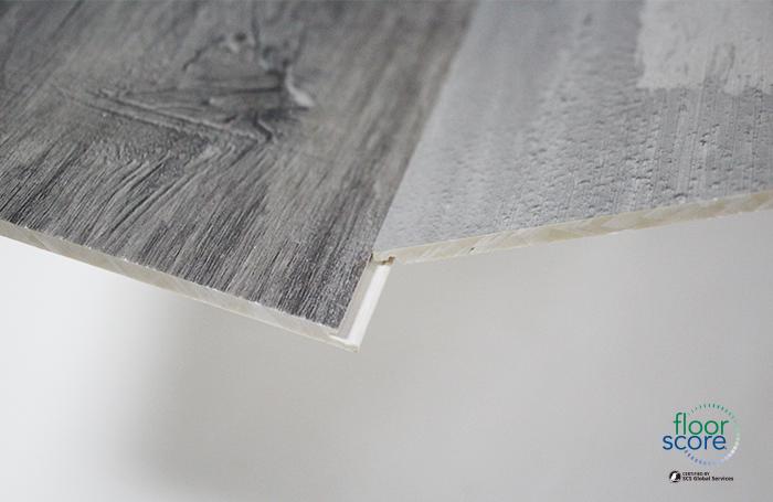 vinyl sheet grey