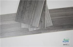 Antibacterial Vinyl Planks 5.0mm SPC Flooring
