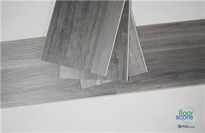 Antibacterial Vinyl Planks 5.0mm SPC Flooring