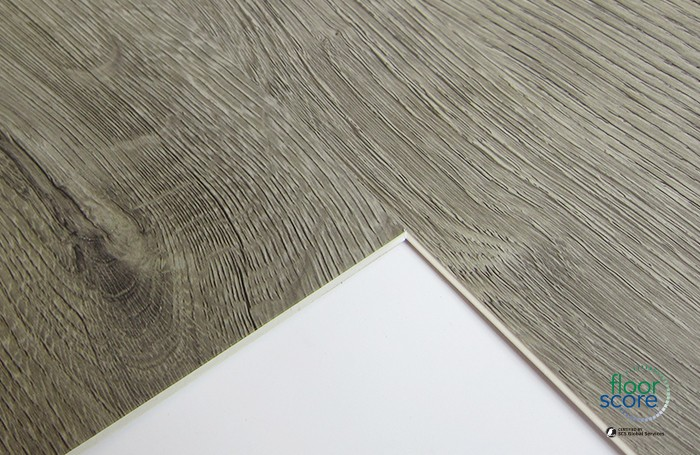 5.0mm Grey Waterproof Vinyl SPC Flooring Manufacturers, 5.0mm Grey Waterproof Vinyl SPC Flooring Factory, Supply 5.0mm Grey Waterproof Vinyl SPC Flooring